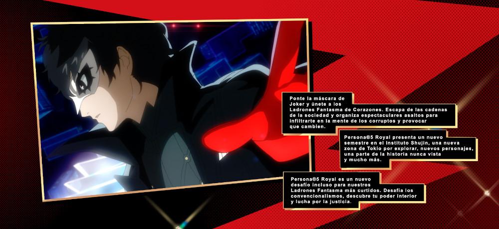 Persona 5 Royal en Español