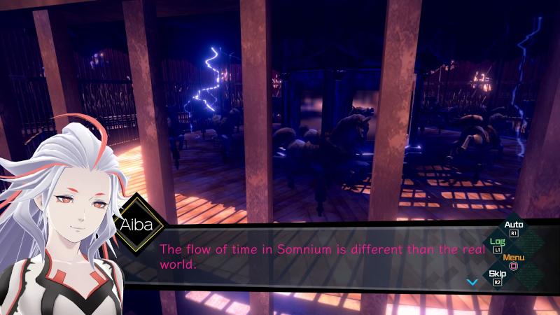 Inside Somnium