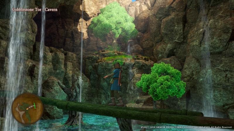 Cobblestone, inicio de la aventura en Erdrea