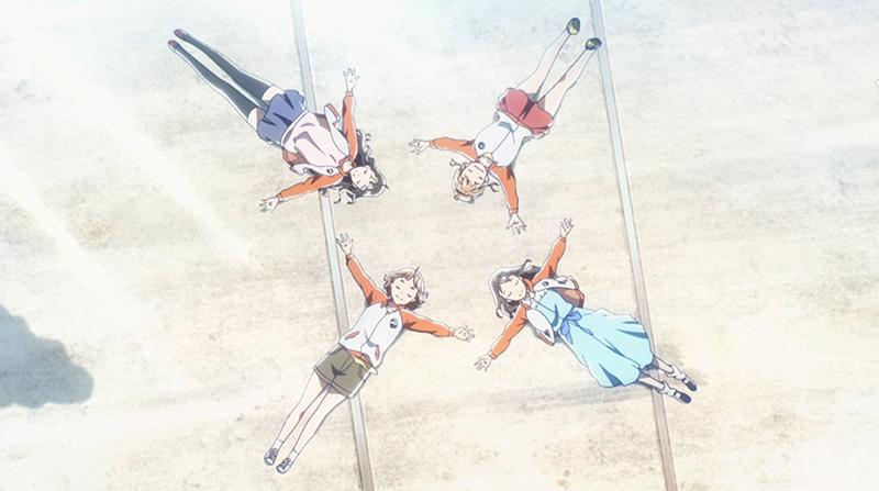 Las protagonistas de Yorimoi