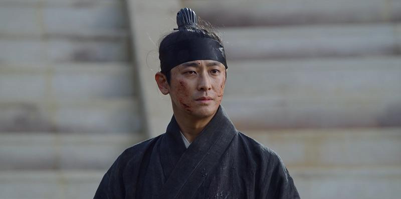 El príncipe heredero Lee Chang